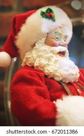 Santa Claus dolls, Christmas decorations