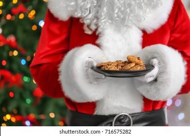 Cookies For Santa Images Stock Photos Vectors Shutterstock