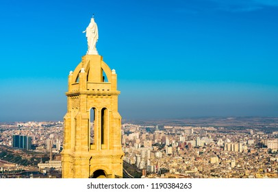 Santa Cruz Chapel in Oran - Algeria, North Africa