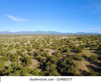 Santa Fe New Mexico Landscape