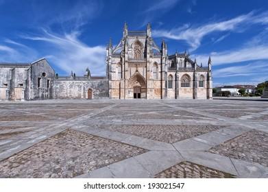 Santa Maria da Vitoria monastery