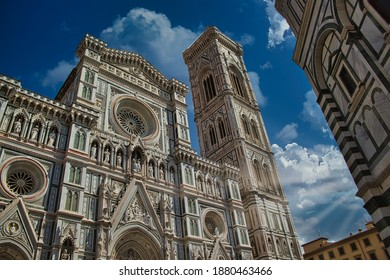 Santa Maria del Fiore Cathedral - Florence (Italy) - August 2020