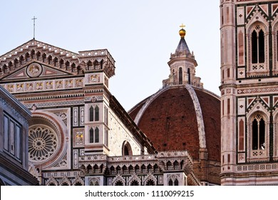Santa Maria del Fiore in Florence in Italy.