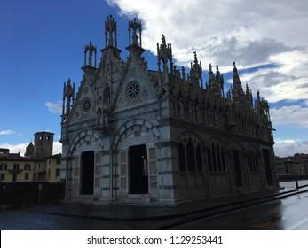 Santa Maria della Spina Pisa Toscany Italy