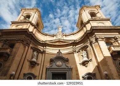 Santa Maria Di Porto Salvo, Valletta, Malta