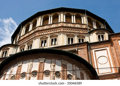 Santa maria grazie church