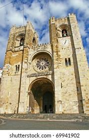 Santa Maria Maior de Lisboa Cathedral of Lisbon, Portugal