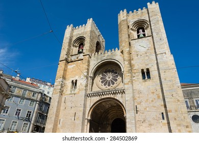 Santa Maria Maior Santa Maria Maior or Se Cathedral the oldest church in the city of Lisbon, Portugal