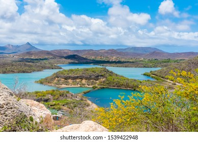 Santa Martha Bay Lake Curacao