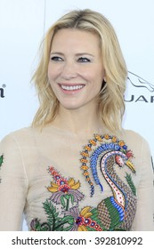 SANTA  MONICA - MAR 1: Cate Blanchett at the 2016 Film Independent Spirit Awards at Santa Monica Beach on February 27, 2016 in Santa Monica, California