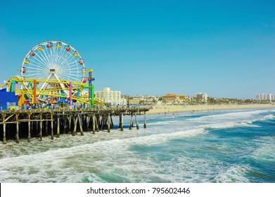 Santa Monica (Pier)