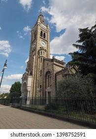Santa Rita da Cascia (Saint Rita of Cascia) church in Turin, Italy