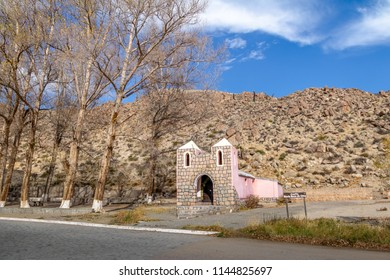 Santa Rosa de Lima Chapel - Santa Rosa de Tastil, Salta, Argentina