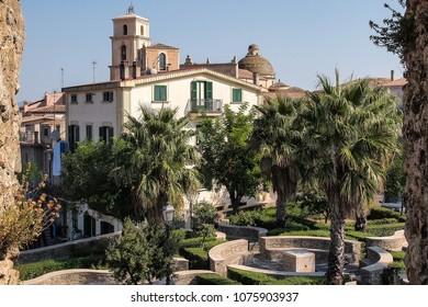 Santa Severina - small town in Calabria, Italy