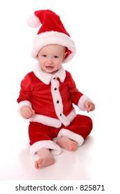 Santa Suit one