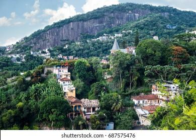 Santa Teresa district, Rio de Janeiro, Brazil