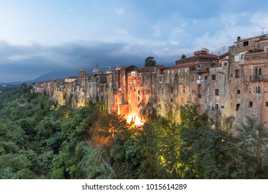Sant'Agata de' Goti is a comune and former Catholic bishopric in the Province of Benevento in the Italian region Campania, located about 35 km northeast of Naples and about 25 km west of Benevento.