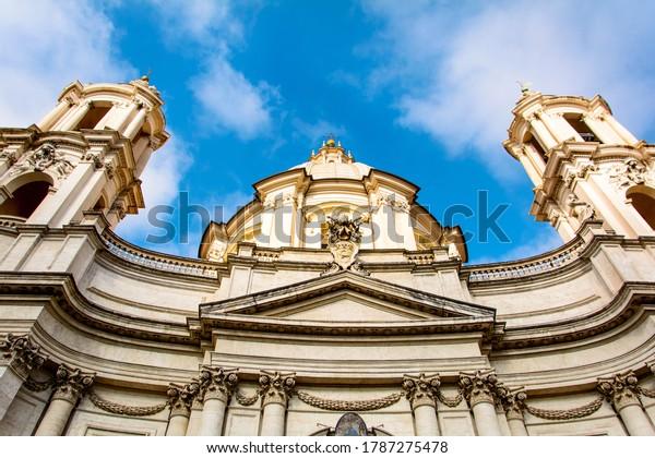 Sant'Agnese in Agone is a 17th-century Baroque church in Rome Italy.