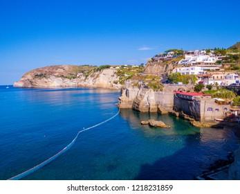 Sant'Angelo, Island of Ischia, Gulf of Naples, Italy