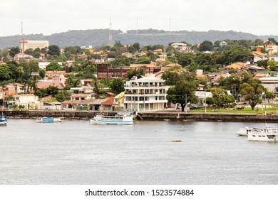Santarem Brazil, where the Tapajos River Meets the Mighty Amazon