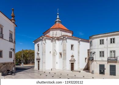 Santarem, Portugal. Igreja de Nossa Senhora da Piedade Church. 17th century Mannerist church