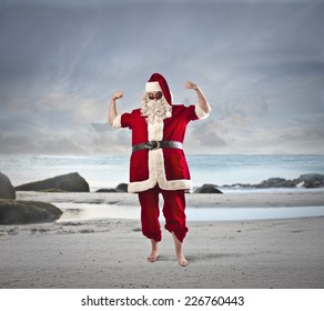 Santa's strength