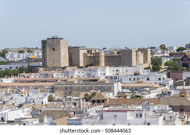 Santiago Castle of Sanlucar de Barrameda, Cadiz, Spain