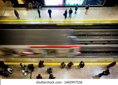 Santiago Chile Train Station Images, Stock Photos & Vectors