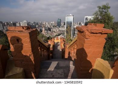 Santiago, Chile, South America