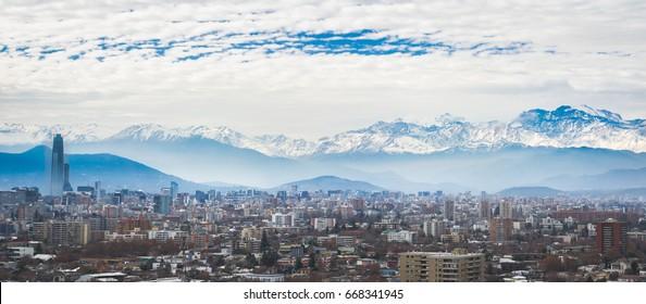 Santiago City view