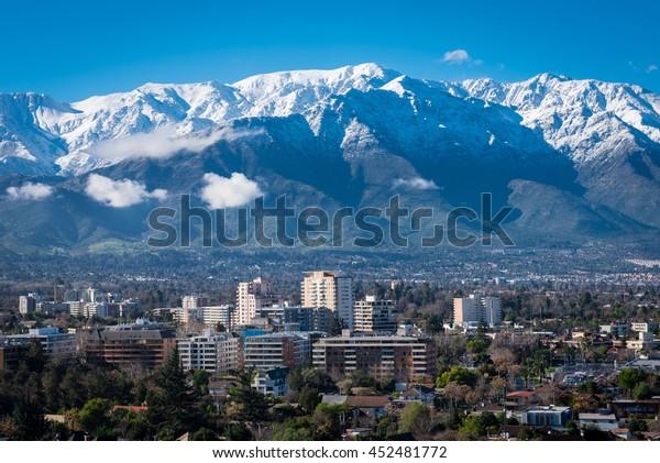 Santiago de Chile cityscape
