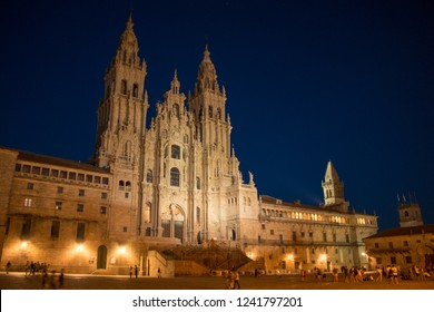 Santiago de Compostela is the capital of northwest Spain's Galicia region. It's known as the culmination of the Camino de Santiago pilgrimage route