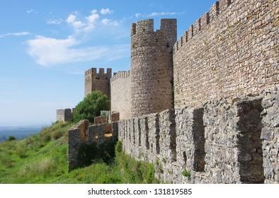Santiago do Cacem castle