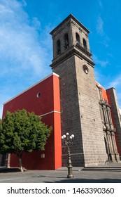 Santo Domingo church, Puebla de Zaragoza, Puebla State, Mexico