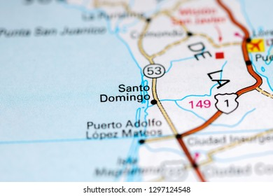 Santo Domingo Map Stock Photos, Images & Photography ... on veracruz on a map, ambergris caye on a map, bogotá on a map, st. augustine on a map, kiel canal on a map, ciudad de mexico on a map, cancún on a map, windhoek on a map, sao paulo on a map, maputo on a map, bucaramanga on a map, san juan del sur on a map, mar del plata on a map, majuro on a map, san paulo on a map, calbuco on a map, hermosillo on a map, havana on a map, san pedro sula on a map, salta on a map,