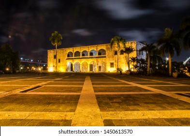 Santo Domingo at Night, Dominican Republic