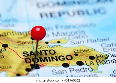 Mapa De Santo Domingo Imágenes Fotos De Stock Y Vectores Shutterstock