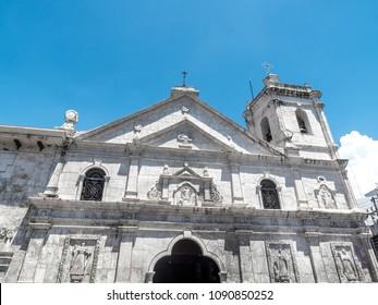 santo nino church in cebu city, Philippines