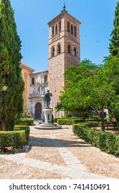 santo tome church, Toledo, Spain