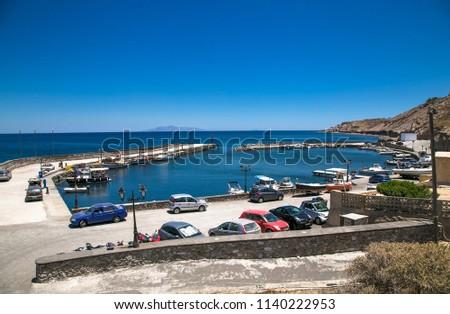 Santorini Greece June 12
