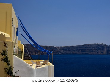 Santorini Island, Greece. Oia, Thira
