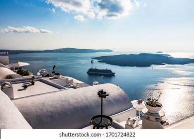Santorini - Island Kykladen Greece Holidays