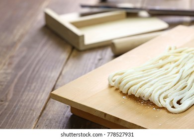 sanuki udon, japanese wheat noodles