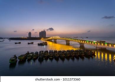 Sanya bridge iamge