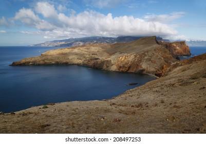 Sao Lorenco Madeira, Portugal
