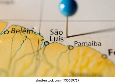 Pin Sao Luis Images Stock Photos Vectors Shutterstock