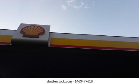 Gas Station Brazil Görseller, Stok Fotoğraflar ve Vektörler