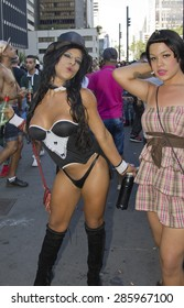 Brazil fetish lesbian
