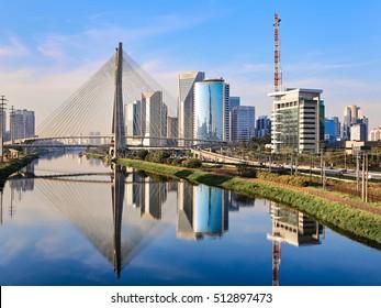 Sao Paulo Landmark - Brazil