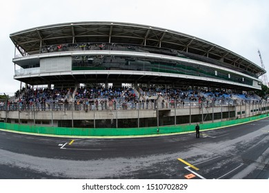 Sao Paulo, Set 21, 2019.6th stage of the Brazilian Porsche GT3 Cup 2019 championship  at the Jose Carlos Pace Autodrome - Interlagos.